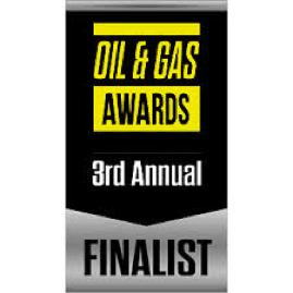 oil gas award finalist