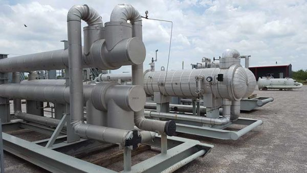 croft recertified oil gas equipment