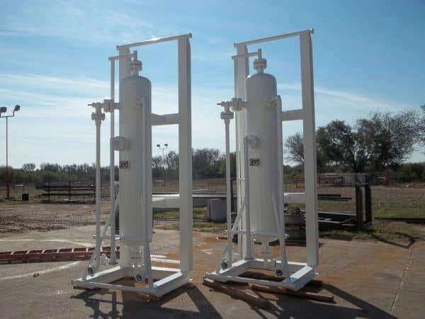 vertical separators