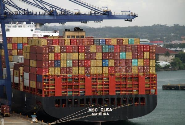 containers, cargo, export