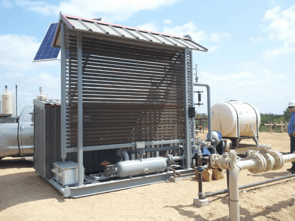 CROFT Chemical Injection System