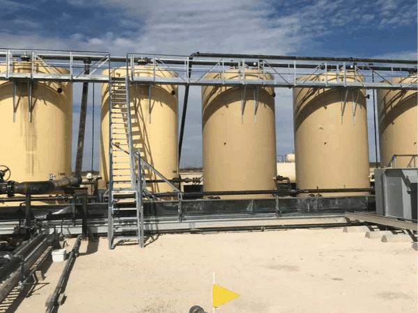 Manufactured API 12F Oil Storage Tanks