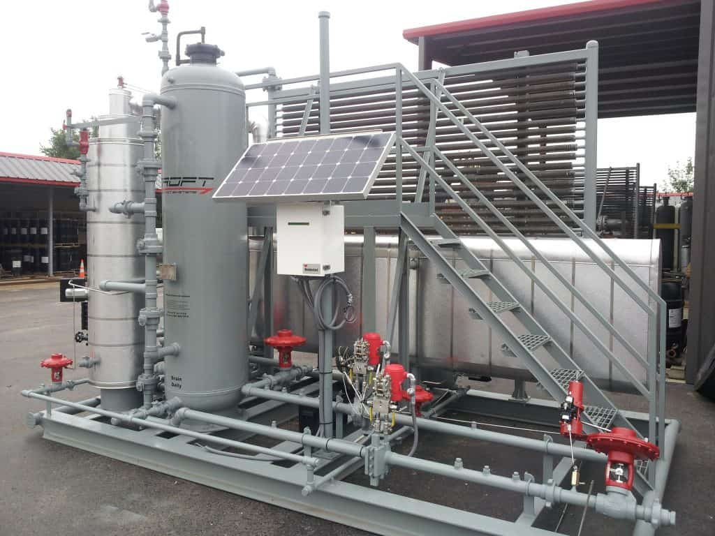 CROFT Fuel Gas Conditioning System