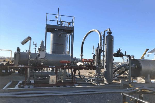 FueParameters for Large Natural Gas Powered Frac Fleet