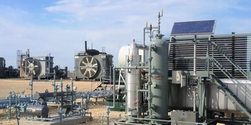 Fuel-Gas Conditioning Systems