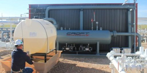 h2s chemical injection system
