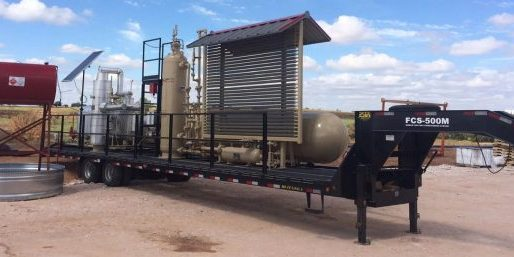 Mobile Units for Oil and Gas